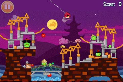 aseasons AppStore   Andry Birds Seasons et Angry Birds Seasons HD se mettent à jour pour la fête de la lune