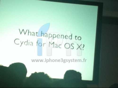 cydia mac os x Live Event : MyGreatFest en direct de Londres