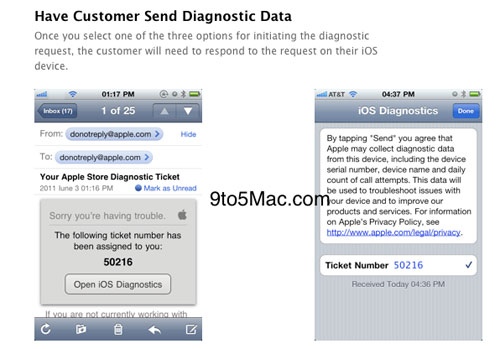 diagligneapple News   Le service de diagnostic en ligne dApple déjà actif, bientôt disponible