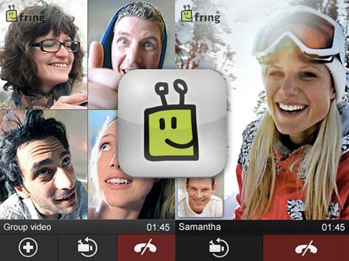 fring3 AppStore   Fring passe en version 5.3.2.36