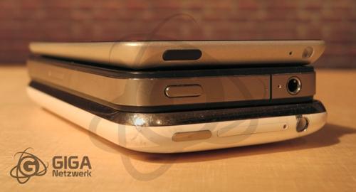 i5 Un véritable faux prototype diPhone 5