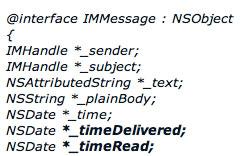 iminlion Le service iMessage intégré dans Mac OS X 10.7 Lion ?