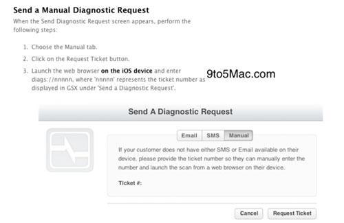 iosdiag4 News   Le service de diagnostic en ligne dApple déjà actif, bientôt disponible