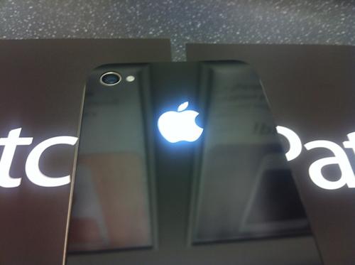 ipatch1 iPatch : Éclairez la pomme de votre iPhone