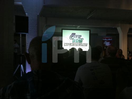 iphlivr10 Live Event : MyGreatFest en direct de Londres