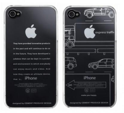 itattoo3 iTattoo : Un nouveau concept de coque pour iPhone 4