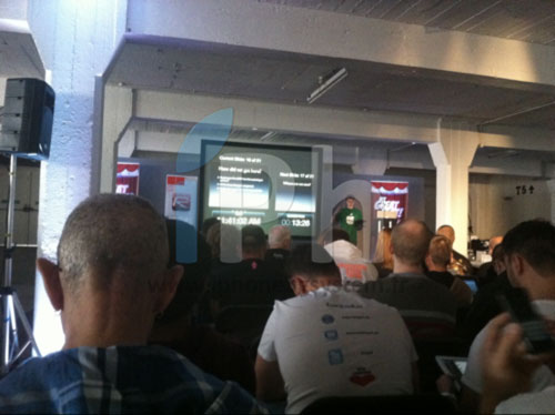 posiw Live Event : MyGreatFest en direct de Londres