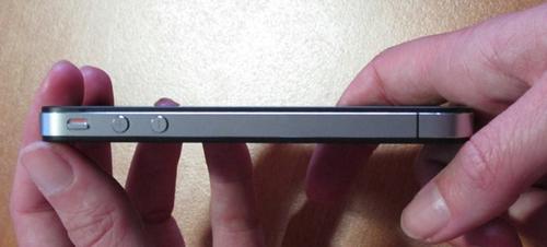 profil iphone 4 LiPhone 4, plus fin que le Galaxy S II