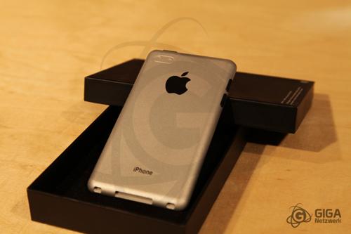 protoi5 Un véritable faux prototype diPhone 5