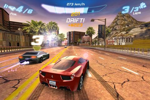 screen asphalt6 Asphalt 6: Adrenaline gratuit pour une durée limitée