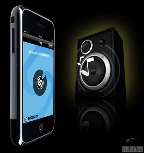 shazam Shazam : les chansons les plus taguées de lannée 2012