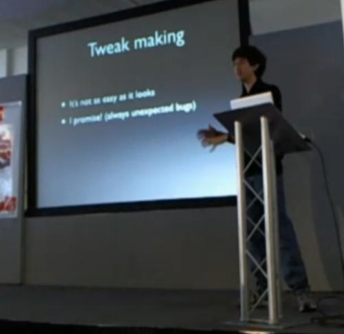 tweak making 500x485 Live Event : MyGreatFest en direct de Londres