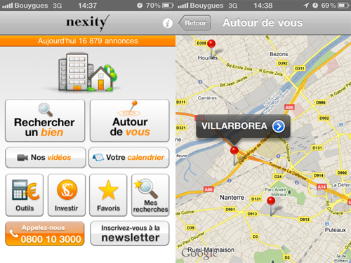 127 Nexity, 1er acteur intégré des métiers de limmobilier