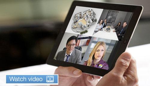 133 VidyoMobile la vidéoconférence Full HD sur iPhone et iPad