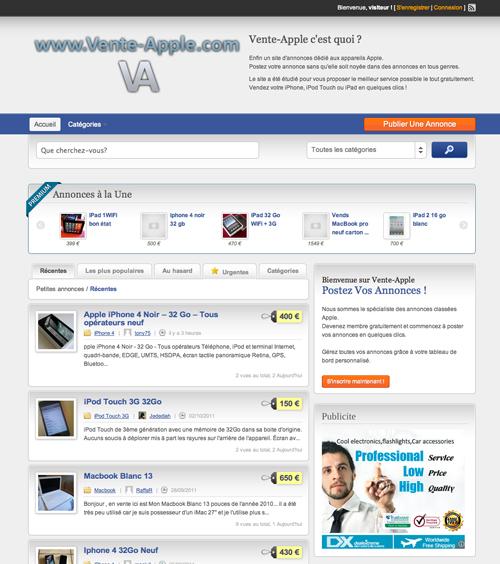 17 Vendre son iPhone sur Vente Apple.com