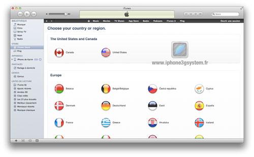 215 Comment créer un compte iTunes US