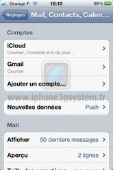2 GCAL Astuce : Synchroniser le calendrier iOS avec Google Calendar