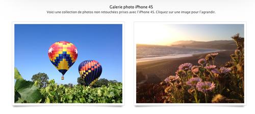33 Des photos prises depuis un iPhone 4S