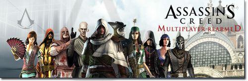AC Assassins Creed Rearmed : Un nouveau multijoueur gratuit