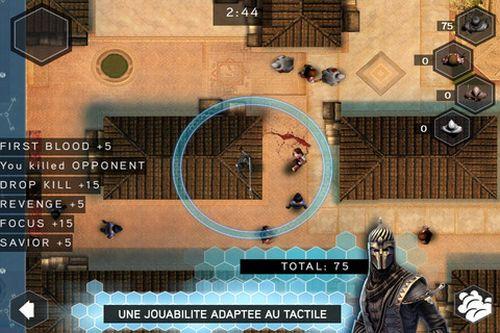 AC 1 Assassins Creed Rearmed : Un nouveau multijoueur gratuit