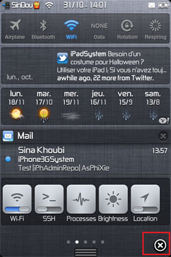 IMG 0066 NCQuickDismiss : Masquer une notification rapidement