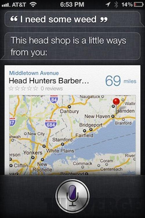 Siri Easter Egg 2 La face cachée de Siri