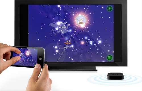 airplay bigscreen Comment connecter son iPhone 4S sur un téléviseur avec AirPlay