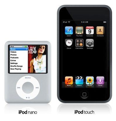 apple ipod touch ipod nano video Le format audio ALAC placé sous licence libre