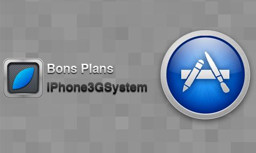 appstore goodeals Bons plans App Store du Lundi 3 Octobre 2011