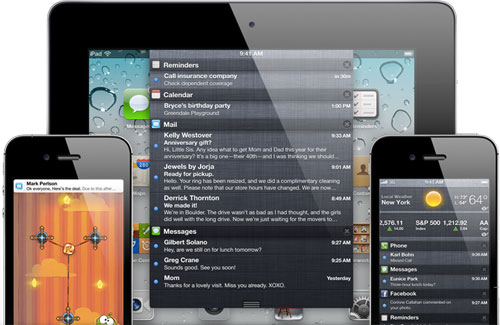 features notification overview Le Top 15 des Widgets pour iOS 5 Notification Center