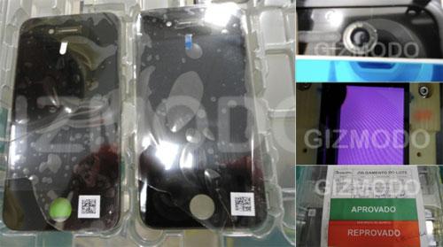 gizmodo De véritables photos de liPhone 4S low cost ?