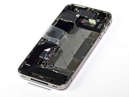 iPhone4s2 LiPhone 4S déshabillé par iFixit