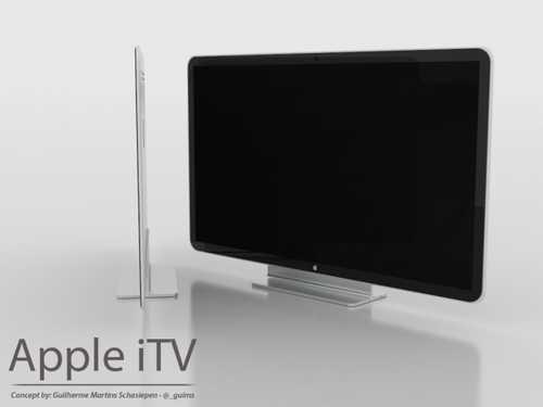 Apple travaillerait sur un téléviseur Ultra HD - AppSystem