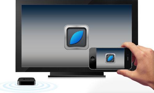 iphairplay Comment connecter son iPhone 4S sur un téléviseur avec AirPlay