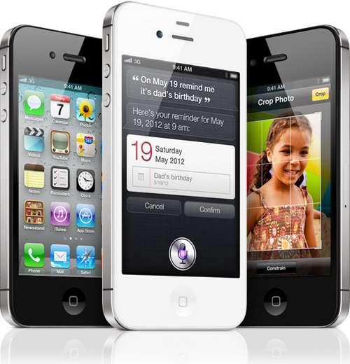 iphone 4S Le stock diPhone 4S est épuisé aux États Unis