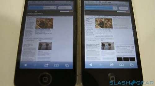 iphone4s 4 s21 Vidéo comparative : iPhone 4S vs iPhone 4 vs Galaxy S II