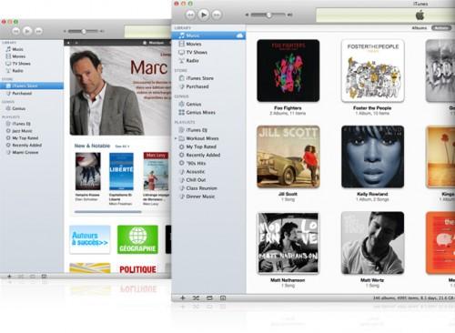 itunes 10.5 500x366 iTunes 10.5 est disponible au téléchargement