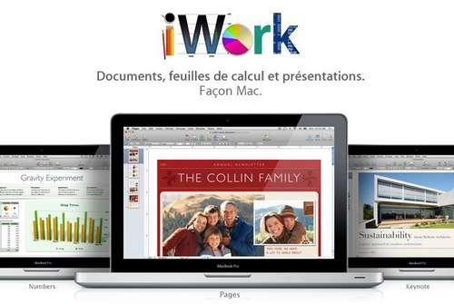 iwork iWork pour iOS se met à jour pour liOS 5