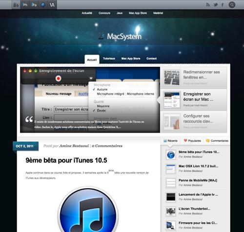 macsystem MacSystem le retour !