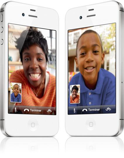overview facetime Tim Cook présente liPhone 4S et liOS 5