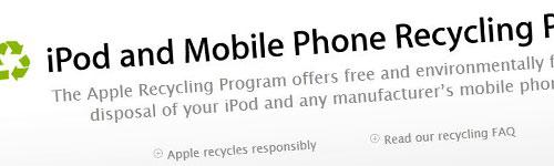 recycle Apple reprend votre iPhone 4 pour 200$ ... aux États Unis