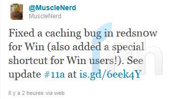redsnow0.9.9.b3a RedSn0w et Sn0wBreeze supportent liOS5 GM [BONUS]