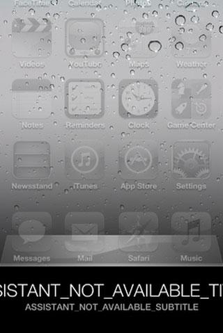 siriipod Les hackeurs travaillent sur le portage de Siri sur les vieux appareils