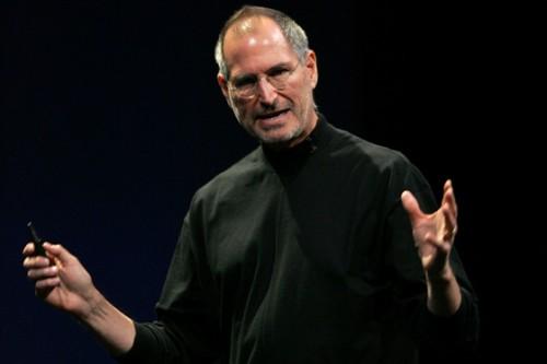 steve jobs 500x333 Linterview perdue de Steve Jobs en français