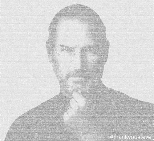twitter steve Steve Jobs : 2,5 millions de tweets en 13 heures