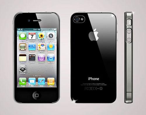 0 WEB ZERO 5 : La coque la plus fine du monde pour iPhone 4 / 4S : 0.5 mm [PROMO]