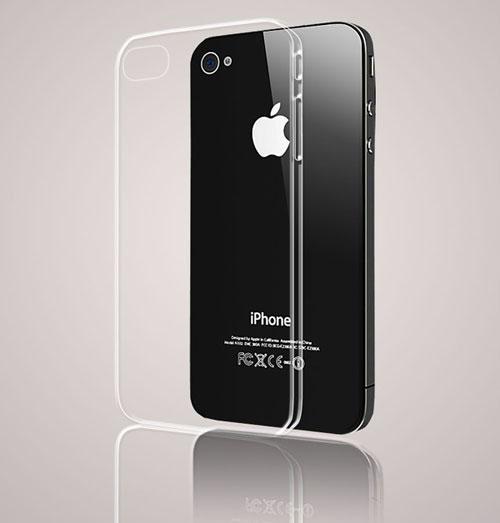 1 WEB1 ZERO 5 : La coque la plus fine du monde pour iPhone 4 / 4S : 0.5 mm [PROMO]