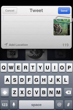 214 InstaTweet : Un client Twitter élégant et conçu pour iOS 5