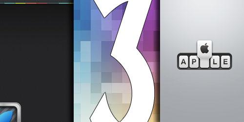 3Wallpapers31 Les 3 Wallpapers iPhone du jour