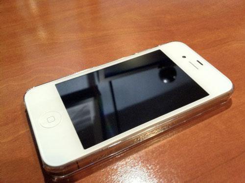 4 WEB ZERO 5 : La coque la plus fine du monde pour iPhone 4 / 4S : 0.5 mm [PROMO]